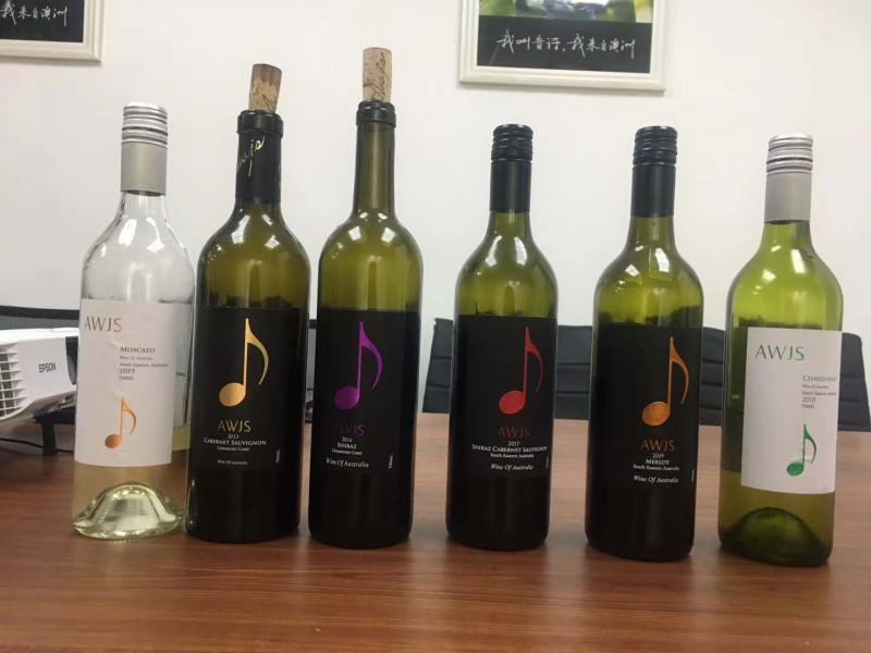 做品牌音符 葡萄酒供货,保证质量,更保证货源。国际航空头等仓专用红酒! ...